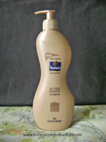 Parachute Advansed Butter Smooth Body Lotion review