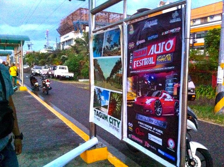 Tagum's First Auto Festival Show 2014 - Davao Region Philippines