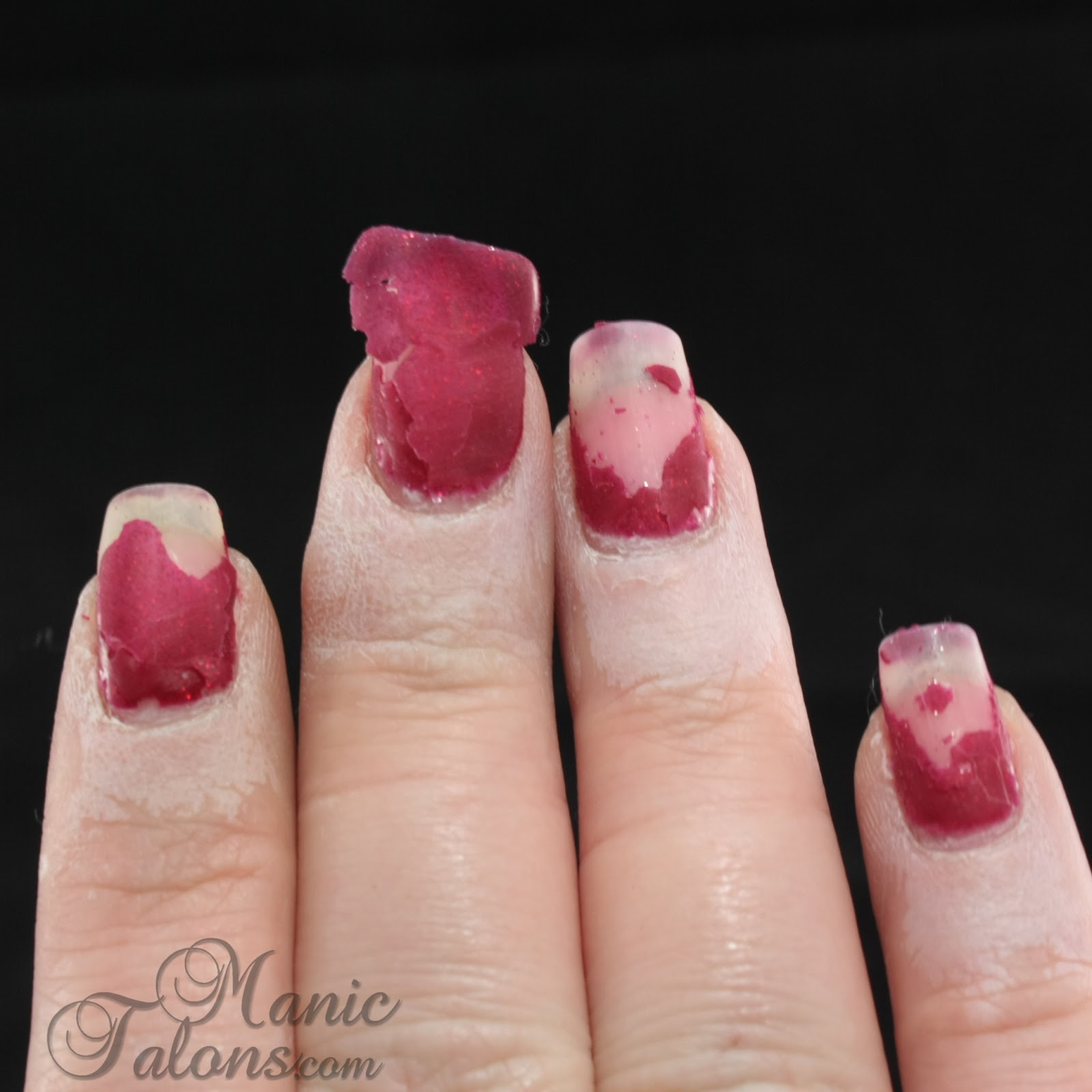 Manic Talons Nail Design: Gelaze by China Glaze: Review and Wear Test