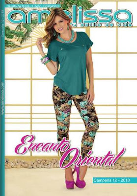 catalogo amelissa C-12 2013