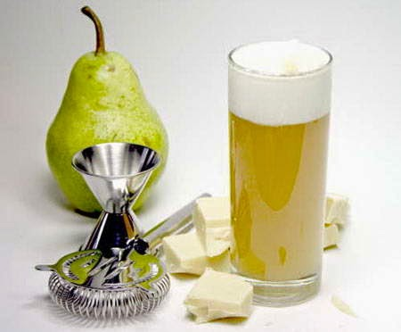Pear Drink Recipe (Nước Lê)