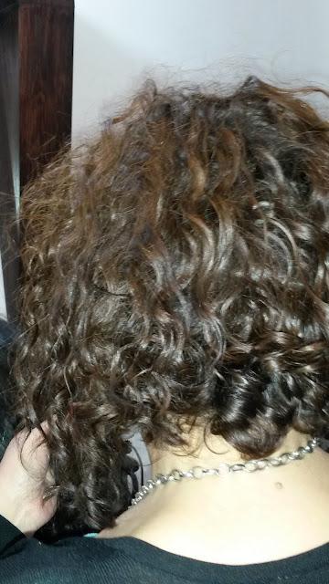 cabello arruinado