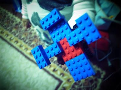 レゴひこうき