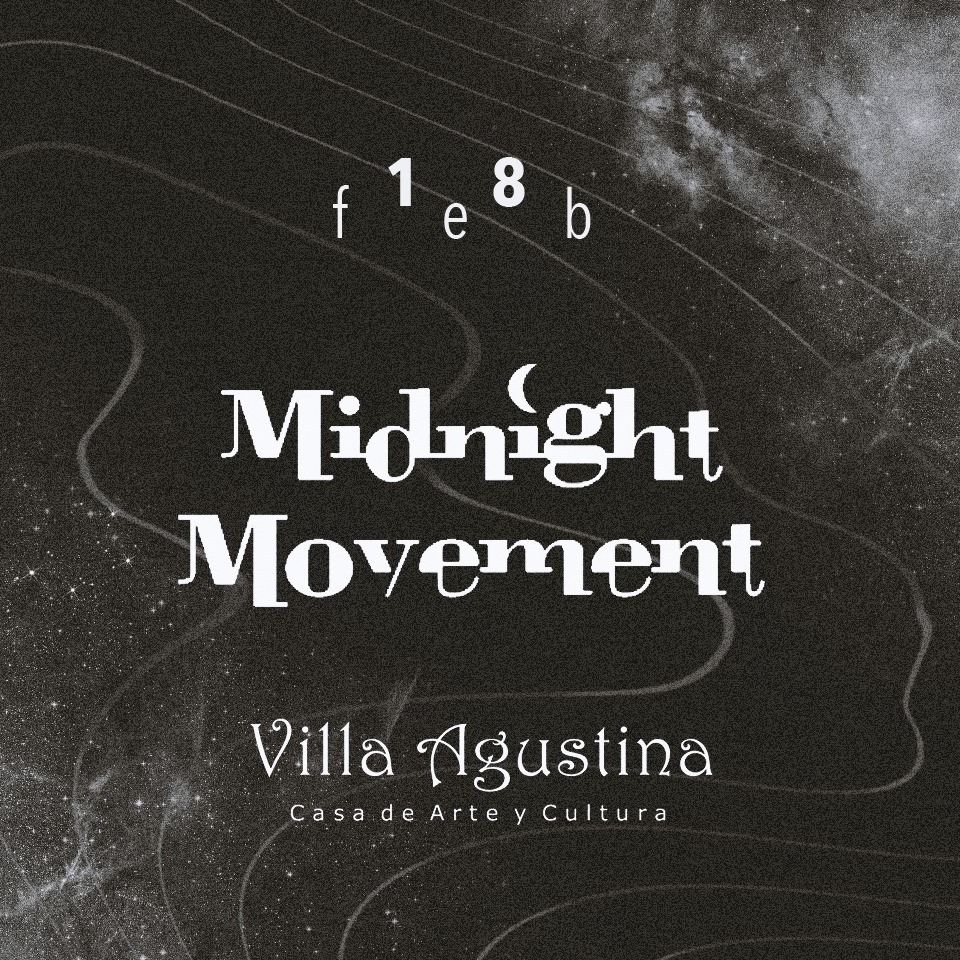 Midnight Movement Release Party.