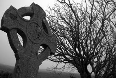 scottish burial, scotland, samhain, halloween, celebrations, headstone