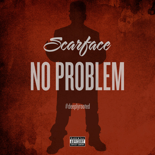 Scarface - No Problem - Single  Cover