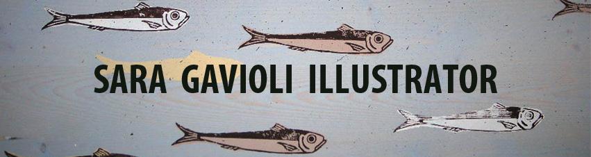 Sara Gavioli illustrator
