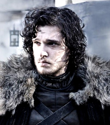Game of Thrones Jon Snow Sexy HBO