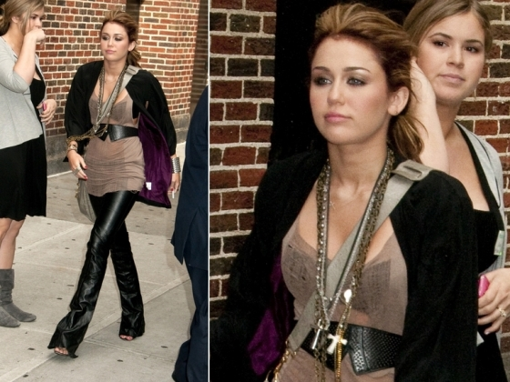 miley cyrus style 2011. Miley Cyrus is well known for