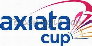Jadwal Axiata Cup 2013