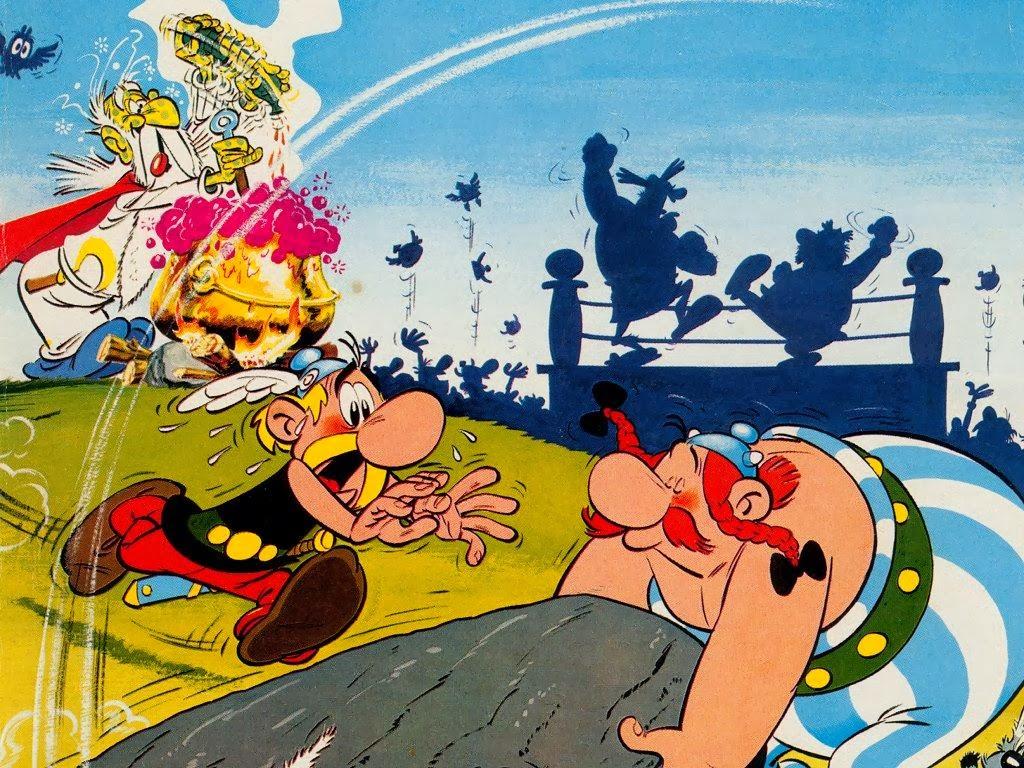 Asterix coupons obelix