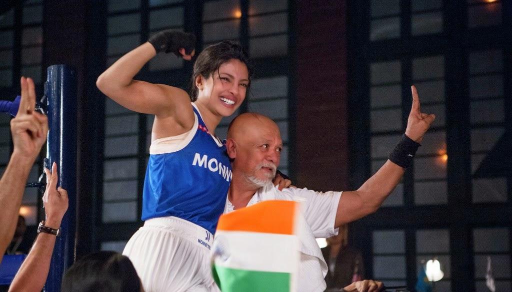Priyanka Chopra Sunil Thapa in -MaryKom