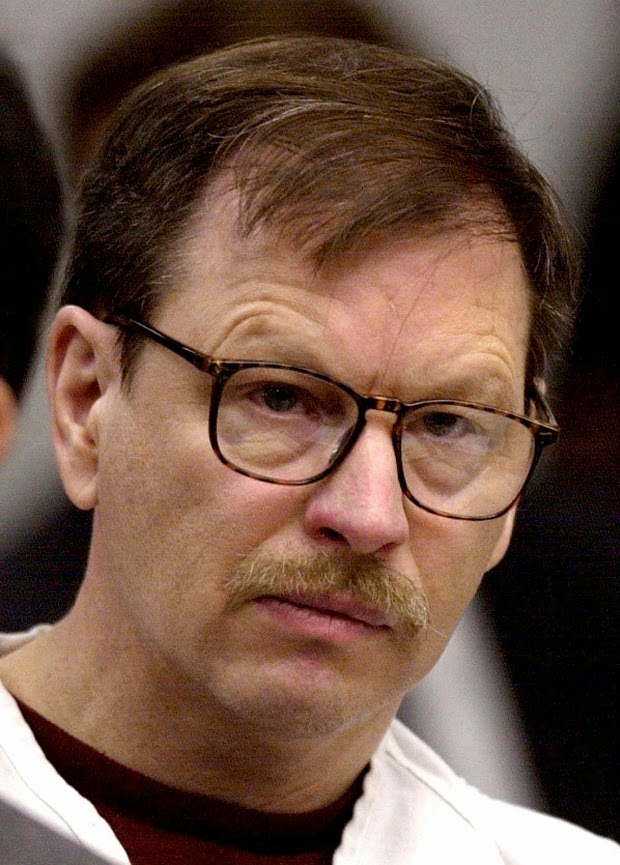 Gary Ridgway pembunuh bersiri