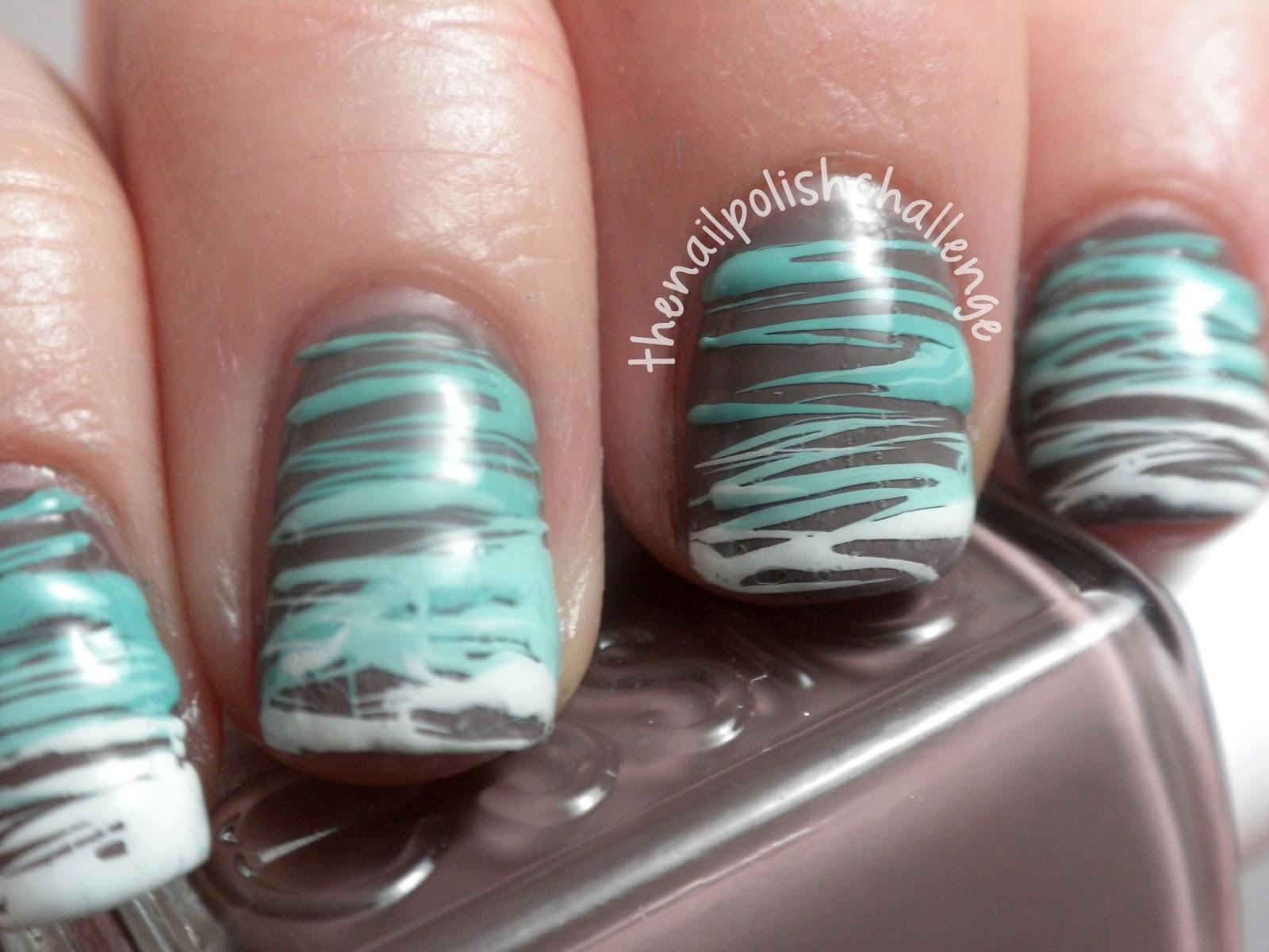 Kelli Marissa Spun Sugar Gradient Nails