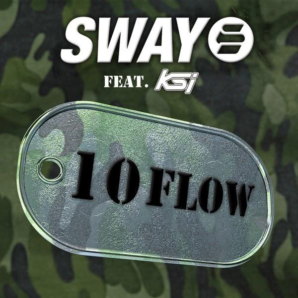 Sway - Mac-10 Flow (feat. Ksi) - Single Cover