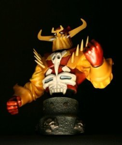Kurse (Marvel Comics) Character Review - Mini Bust Product
