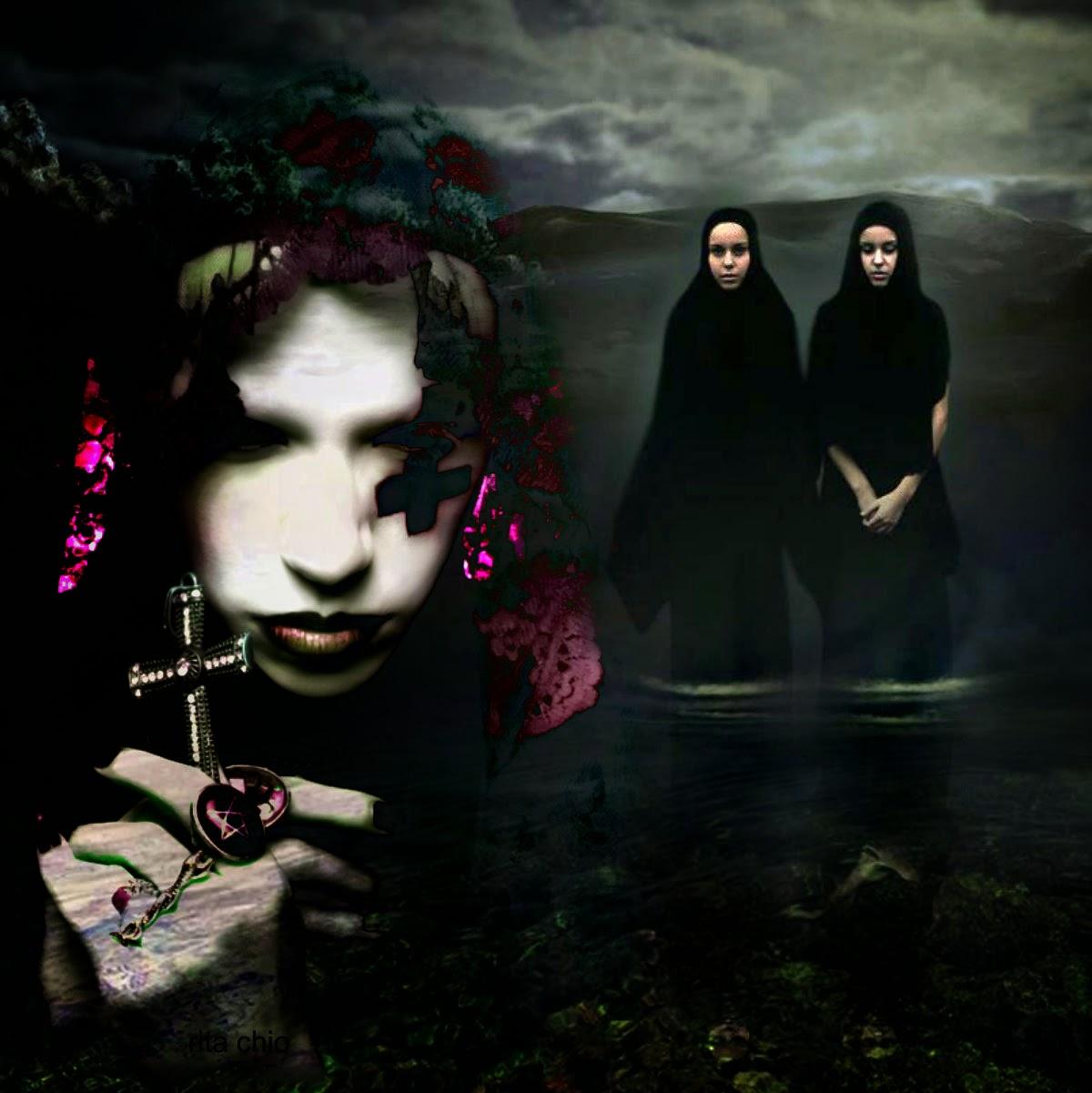 Fotomontajes para fotos goticos 95