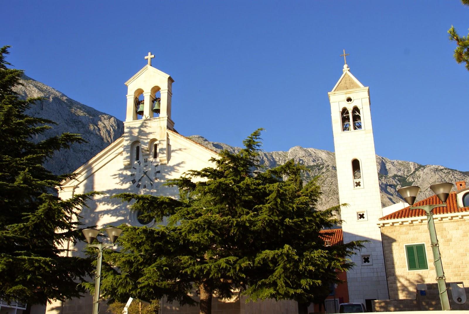 Baska Voda, Chorwacja