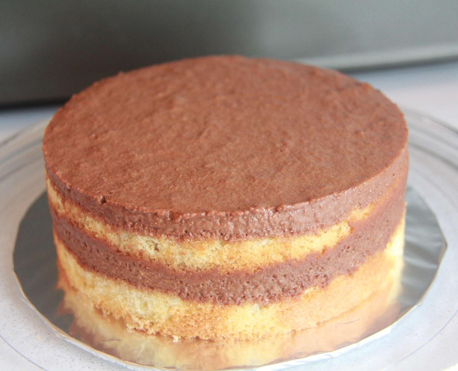 Genoise Cake Recipe Rose Levy