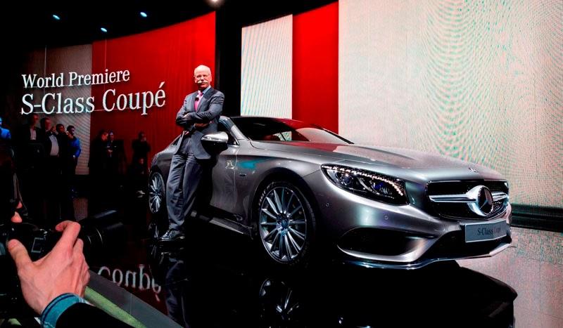 Yeni Mercedes Benz