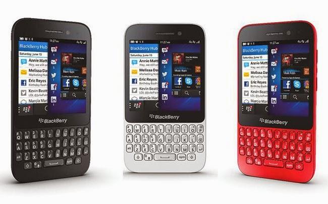 Harga Blackberry Q5 Terbaru Lengkap Spesifikasi