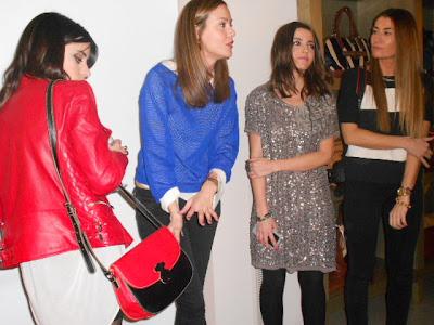 Las bloggers LovelyPepa, Dulceida y Bartabac presentando Tousbyyou