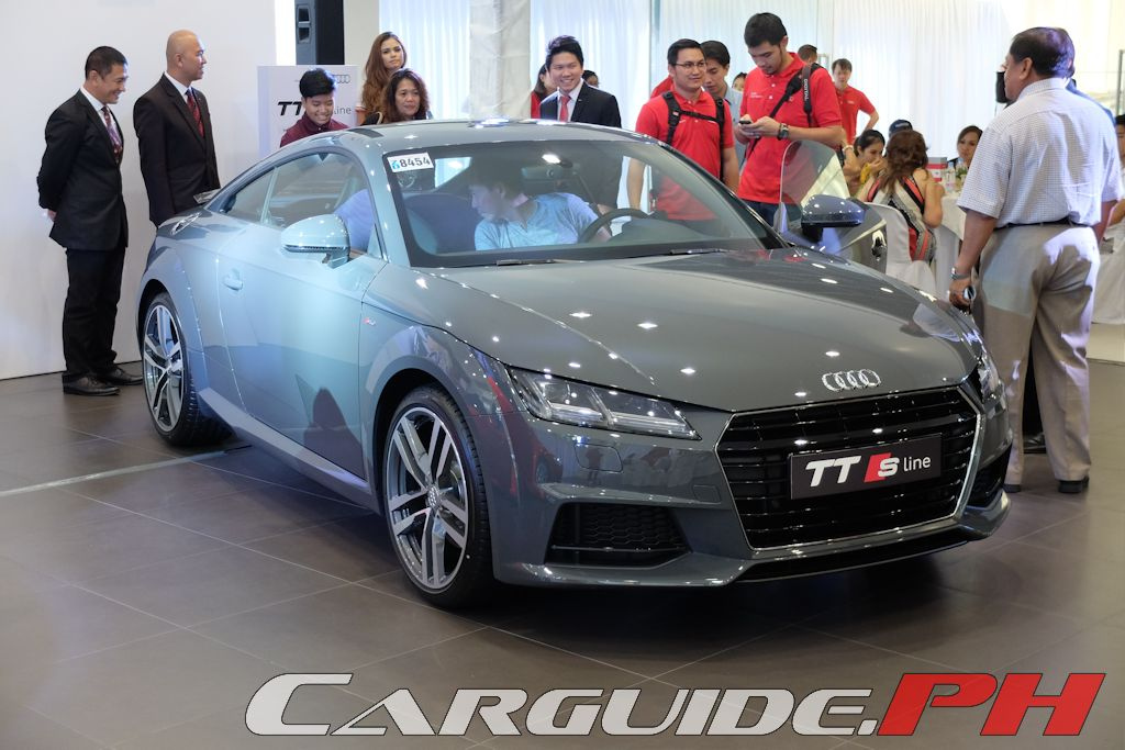 new car releases 2016 philippinesAudi Philippines Launches Third Generation Audi TT w Specs