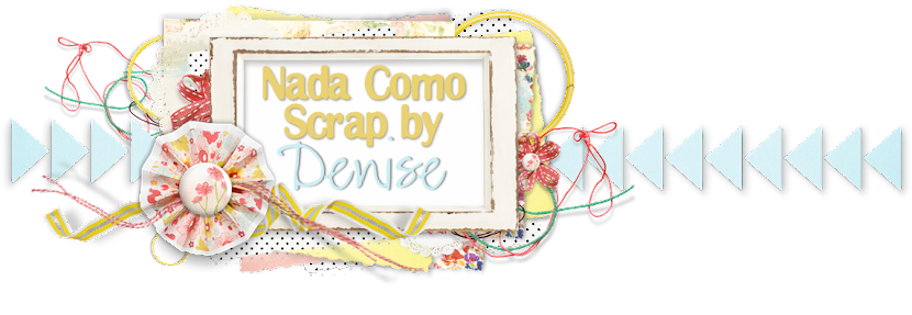 Nada Como Scrap by Denise