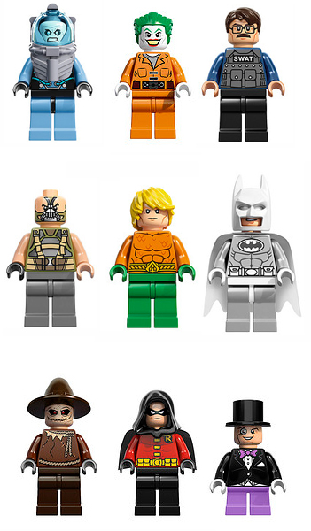 Toyriffic: Upcoming Lego Batman themed sets revealed!