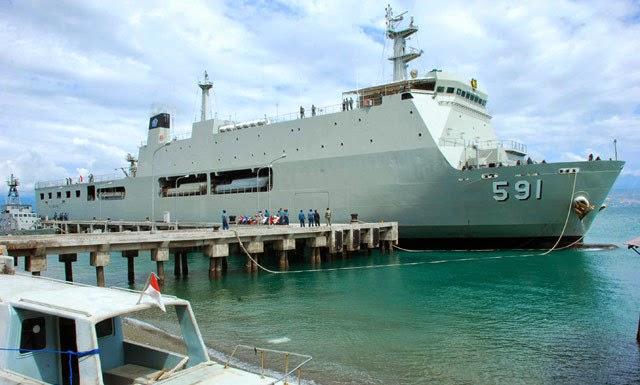 PT PAL Masih Impor 40% Komponen Kapal Perang Pesanan Filipina