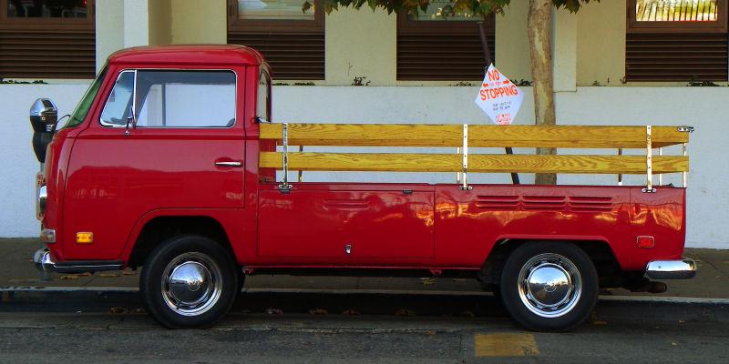 1970 Volkswagen Type 2 Single Cab – German Cars For Sale Blog