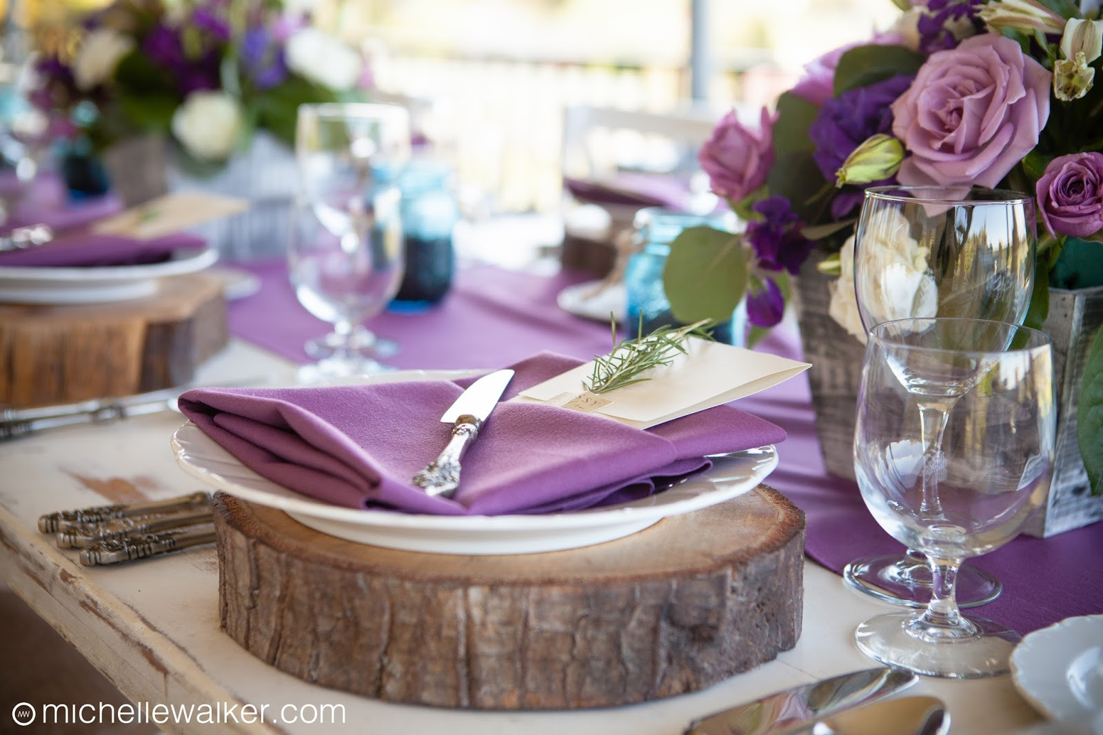 Michelle Walker Photography Sonoma Wedding Black Sterling Villa