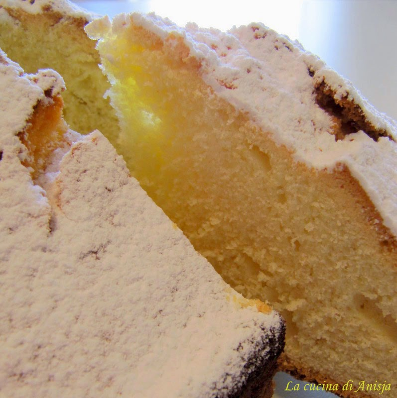 Paneangeli ricette torta di rose