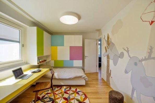 Gabinete Para Banheiro: Apartamento rustico moderno