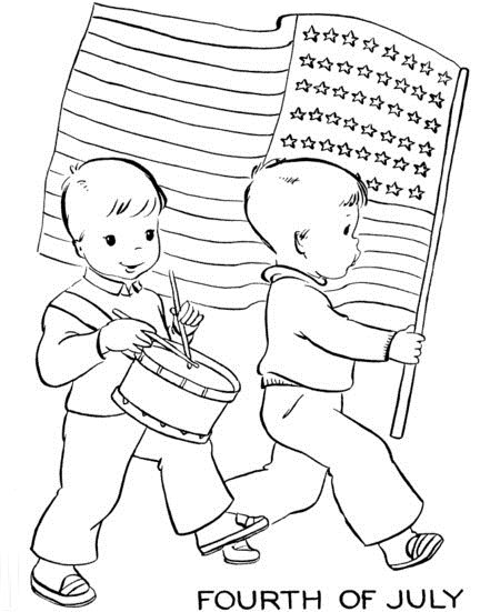 4th Of July Coloring Pages For Free Gtgt Disney Coloring Pages