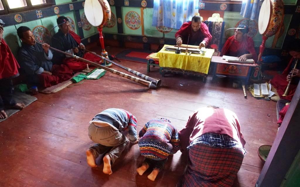 farmhouse harvest ceremony