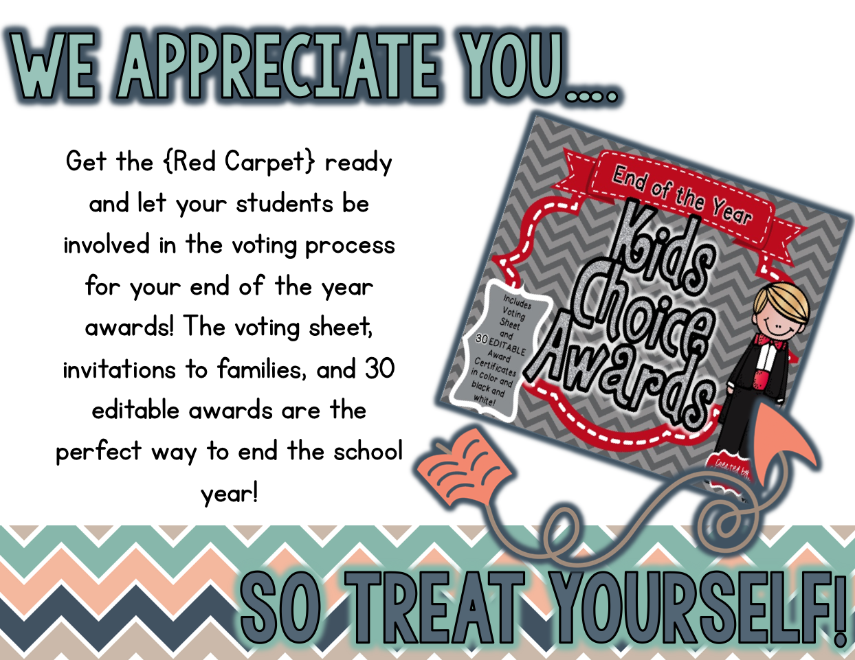 https://www.teacherspayteachers.com/Product/End-of-the-Year-Kids-Choice-Awards-Red-Version-1226652