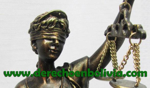 Derecho Bolivia