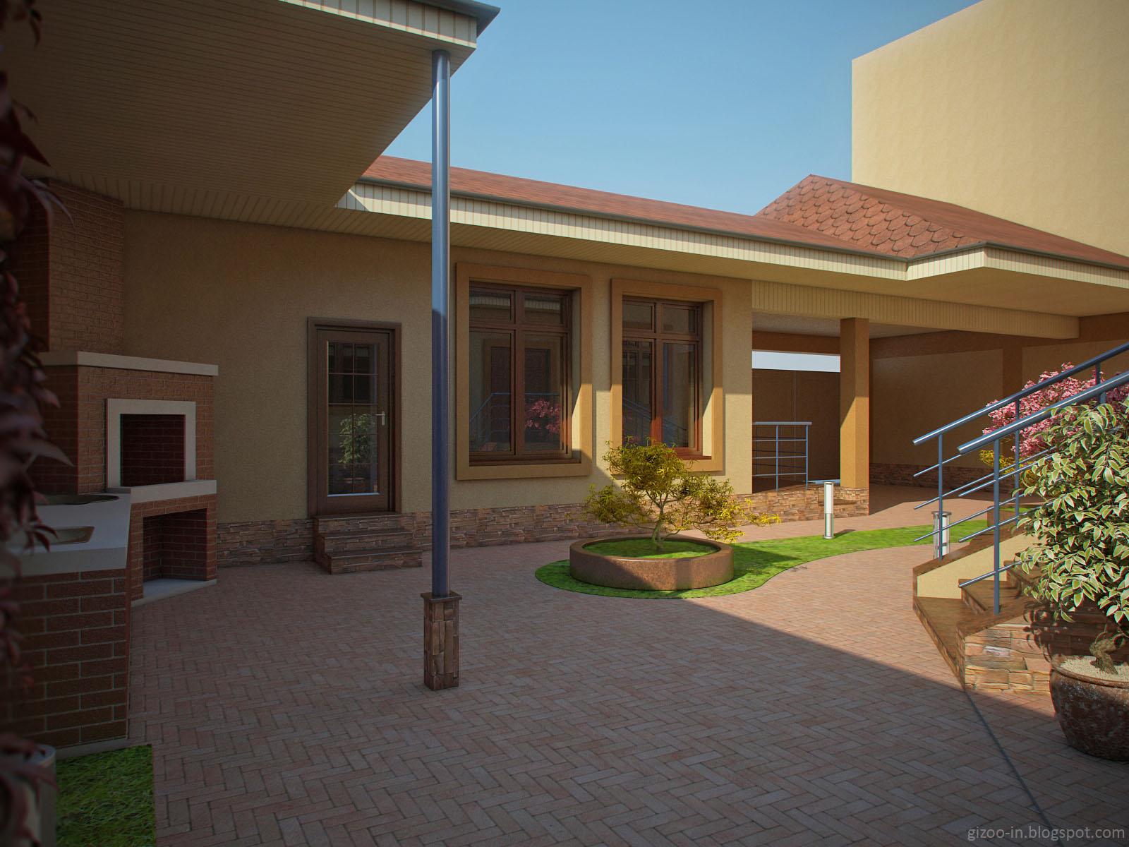 Идеи для ремонта частного дома, фото. Дизайн помещений в ...
