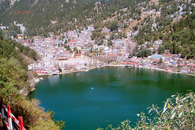 bhimtal view of Nanital city wallpapers and images