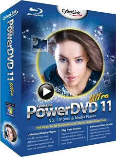 CyberLink PowerDVD  v11.0.2024 Full Version Free Mediafire Download