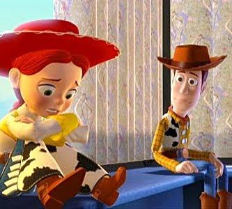 De Toy story aprendí que la persona a la que quieres...1º jugará contigo y luego se olvidará dti!