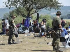 Macedonia decreta el estado de emergencia en sus fronteras ante la ola de refugiados