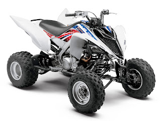 2013 Yamaha Raptor 700 ATV pictures 3