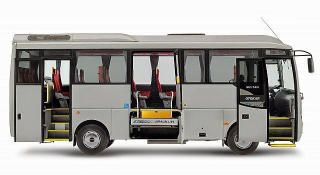 Otobüsün Sultanı