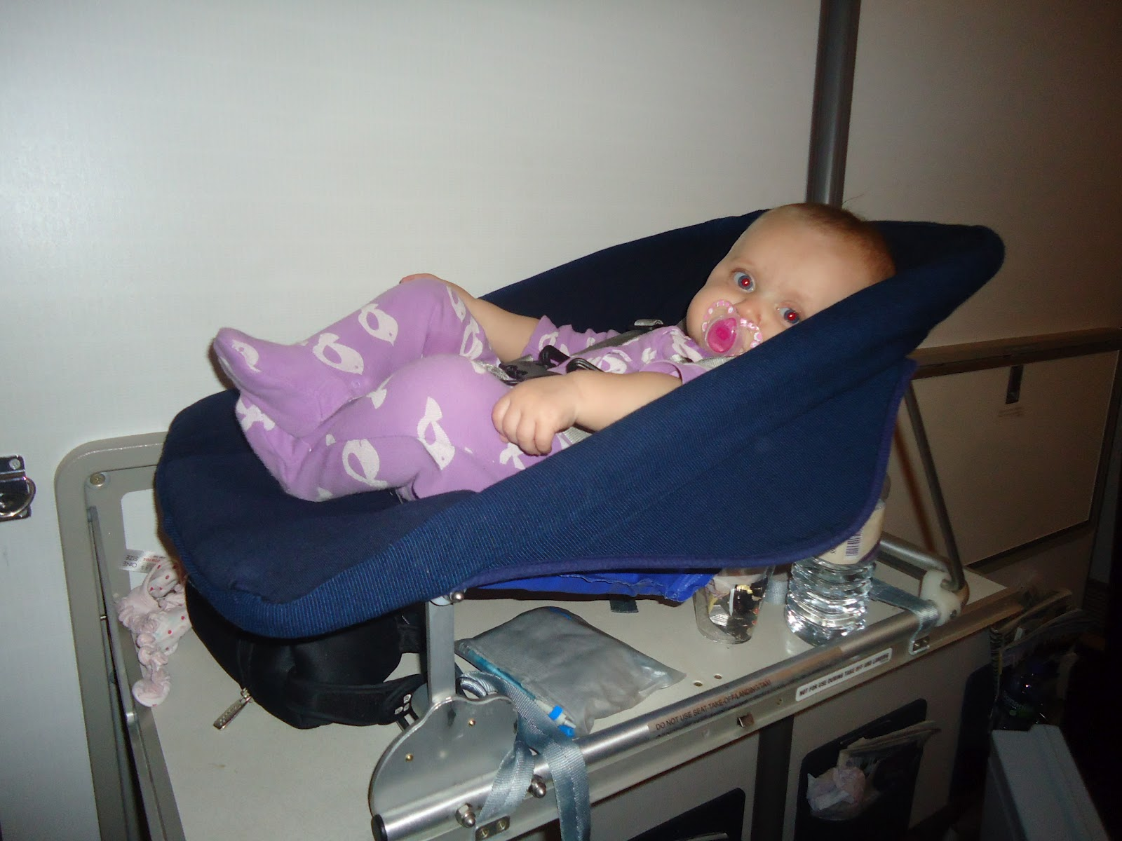 how to travel on airlines with baby formula in canada