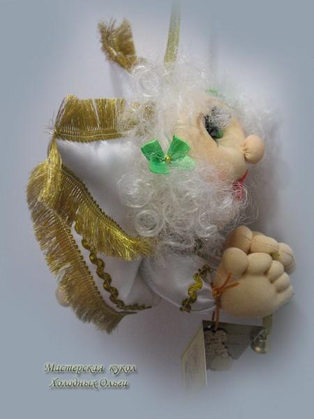 Кукла ручной работы Ангелок