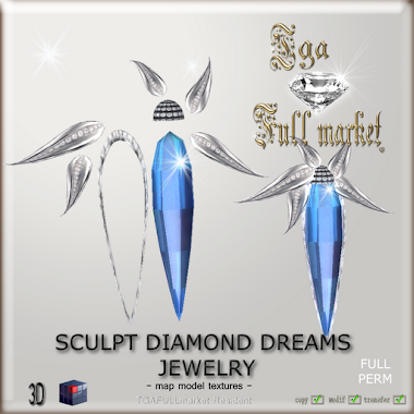 SCULPT DIAMOND DREAMS JEWELRY