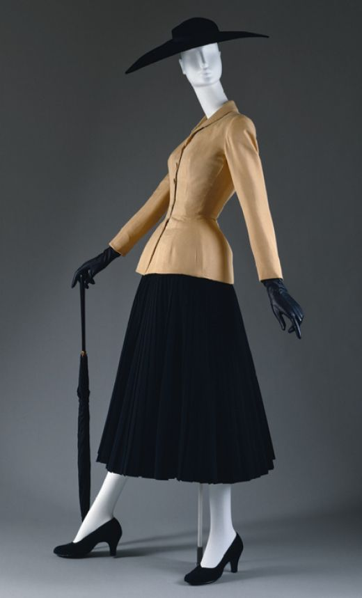Diorable Style: February 12, 1947 - Dior's New Look is Born