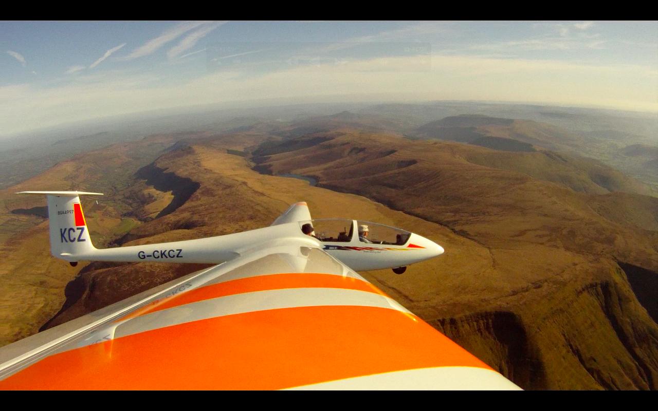 long ridge gliding club